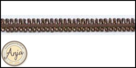 Dubbel lusband Dark Brown