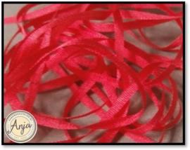 ZL-606 Rood zijdelint