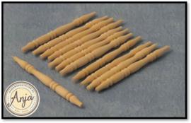 DIY95604 Spindels per twaalf