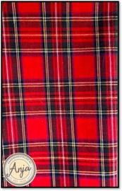 Tartan Rood Royal Stewart stijl TS9819-2