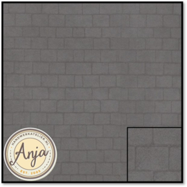 8206 Grey Slate Roof Paper