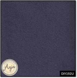 DIY192U - Dark Blue-Donker Blauw