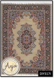 DIY317I Turkish Rug Beige
