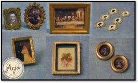Schilderijen & Fotolijsten