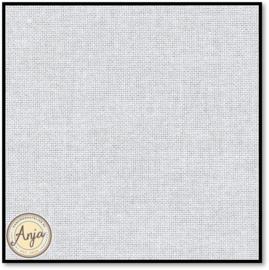 Verdal 16-draads evengeweven stof wit 70 x 50 cm (VER-1)