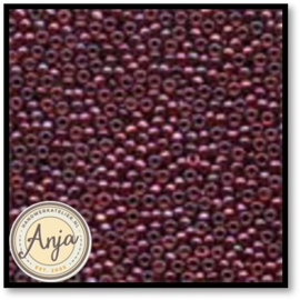42012 - Petite Glass Beads Royal Plum