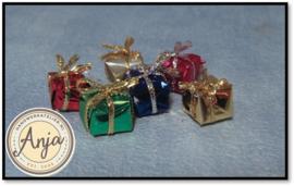D2301 Cadeaus per zes