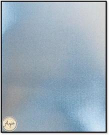 S6819-1 satijn licht blauw