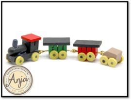 TA02 Houten trein