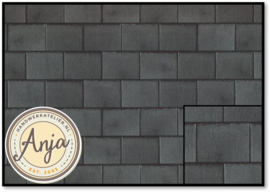 DIY765A Dark Roof Slates
