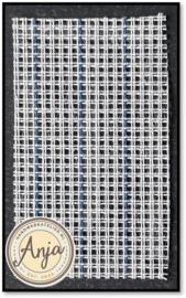 Knoopgaas wit 20 x 25 cm