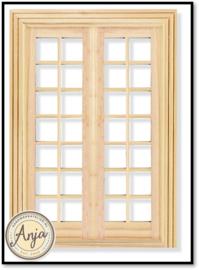 DIY110 Openslaande tuindeuren