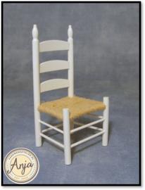 DF1178 Witte keuken stoel
