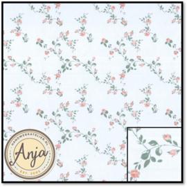 WP835 Sissinghurst Apricot White
