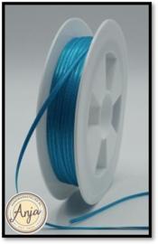 318 Turquoise Satijn lint 1.5 mm