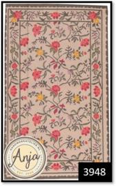 3948 Pretty Floral Rug