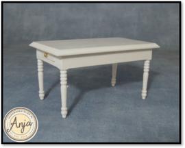 DF1433 - Witte keuken tafel