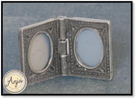D2415 - Dubbel foto frame