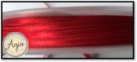 360 Satijnlint Dark Red 3 mm