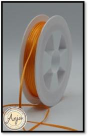 391 Orange Satijnlint 1.5 mm