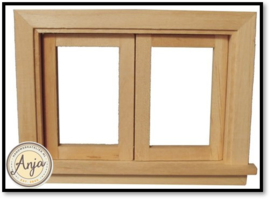 DIY186 Klein raam