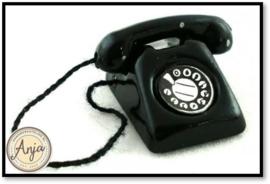 D5371 - Telefoon met draaischijf