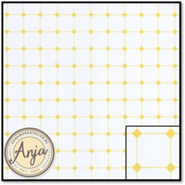 WP606 Tiling Yellow White