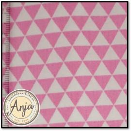 PR5819-07 Roze met printje