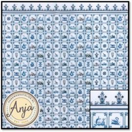 PP220 Antique Dutch Tile