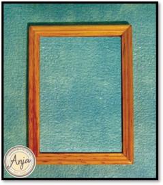 D1958 - Houten schilderijlijst
