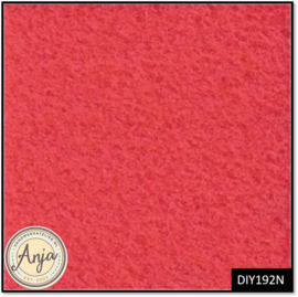 DIY192N - Red-Rood