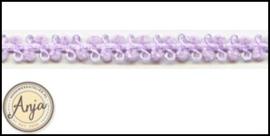 Picotband pom-pom Lilac