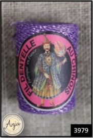 Sajou Caudry 3979 donker paars