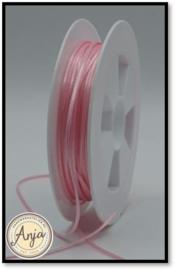 203 Pink Satijn lint 1.5 mm