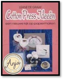 Cotton Press Ideeën - Leana de Graaf