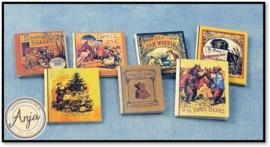 D1058 Zeven kinderboeken