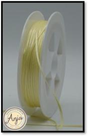 217 Baby Yellow Satijnlint 1.5 mm