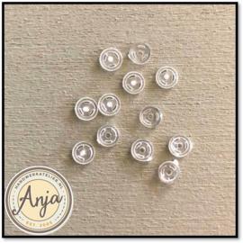 4 mm Drukknoopjes