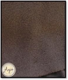 HD1023 dikke donkerbruine Fleece