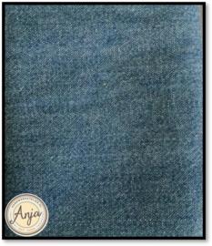 EF1919-04 Spijkerstof blauw