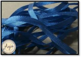 ZL-3842 blauw zijdelint