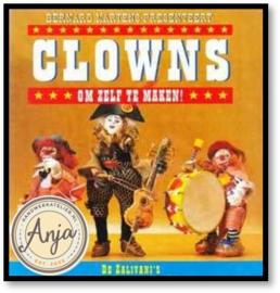 Clowns om zelf te maken - Bernard Martens