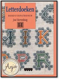 Letterdoeken - José Sterrenburg