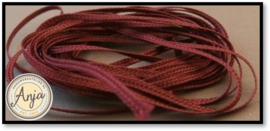 Lacet Cranberry Wine 1 mm