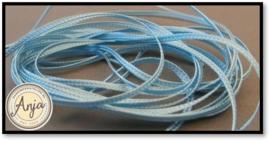 Lacet Blue 1 mm