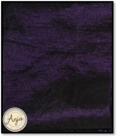 HWA606 Taftzijde donker paars