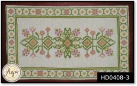 HD0408-3 Borduurpakket Vloerkleed