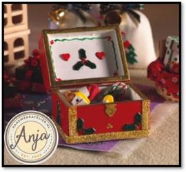 4870 Kist met kerstspullen