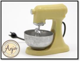 Keuken mixer met losse schaal KA372