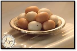 6541 Schaaltje met eieren